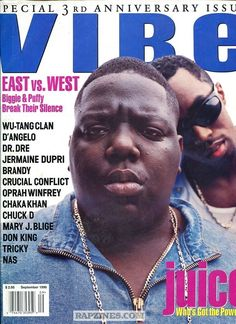 20 Vibe Magazine Covers That Perfectly Define The 90s