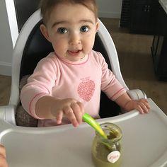 Fresh Homemade Baby Food | Molly Sims