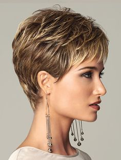 Virtue by Gabor on Sale | Buy Online, Wigs Ship Fast | Virtue by Gabor offering a light, cool fit with no-fuss styling, this short, slightly textured boy cut includes a barely
