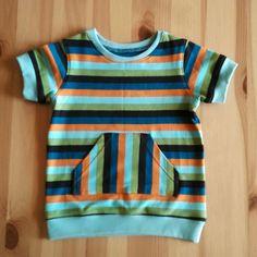 Multi Stripes Shirt by MissCastelinhos on Etsy