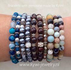 Bracelet Blue Agatha