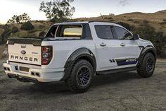 Ford Ranger Gets A Supercar Makeover   CarBuzz Ford Ranger Lifted, 2020 Ford Ranger, Car Mods, Ford Transit, Alloy Wheel, Supercar, Carbon Fiber, Dream Cars, Trucks