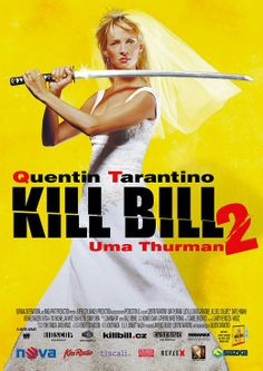 Kill Bill Vol. 2. on dvd