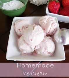 Newlyweds on a Budget: Homemade Ice Cream WITHOUT an Ice Cream Maker!