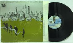 Joni Mitchell: Hissing of Summer Lawns QUADRA DISC Quad Vinyl LP Record Album