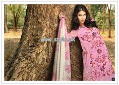 Shariq Textiles Summer 2013 Sahil Swiss Voile Collection