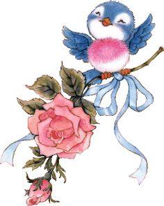 Felicitaciones Rosas para Facebook