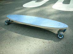 Elegant DIY Skateboard
