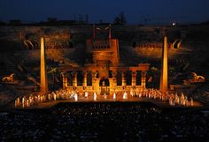#Arena di #Verona | #Opere in Giugno