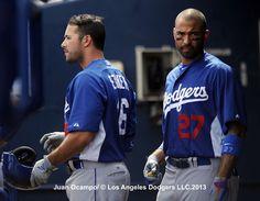 Andre Ethier and Matt Kemp.  :(