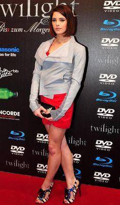 Ashley Greene Hair