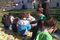 Taller escolar a Can Foix