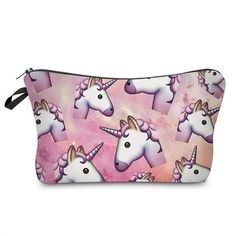 Unicorn Fashion Cosmetic Bags 10 Designs