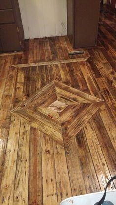 ... Pallet Floors on Pinterest
