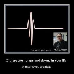 UPS & DOWNS IN LIFE ~ Dr. Neal Houston, Sociologist (Mental Health & Life Wellness)