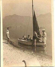 Lagoa Rodrigues de Freitas 1952