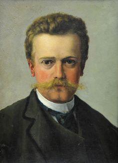 Theodor Biester Portret