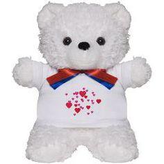 little hearts Teddy Bear> Hearts> Jk Productions St. Lucia