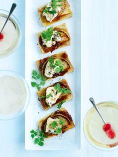 Blue Cheese & Caramelized Onion Brioche