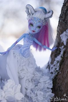 OOAK Abby Bominable | Flickr - Photo Sharing!