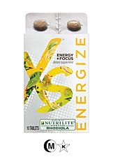 107846 - XS™ Energy + Focus to help maximize physical endurance and mental focus. Retail: $22.80