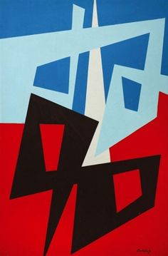José Pedro Costigliolo - Forma y espacio n2, 1953
