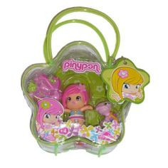 Pinypon Pin Y Pon Doll with Accessories & Turtle by Famosa. $15.00. Pink haired pinypon with pet turtle & accessories. Pinypon with accessories & pet turtle.  All pinypon have interchangeable parts and have additional online games and information.  Collect them all.
