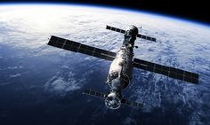 🚀 - Space - Tiangong 1 space station set to hit Earth.The Chinese Space Station Tiangong 1 is set to hit Earth within a matter of a month, Harvard expert . Cosmos, Space And Astronomy, Nasa Space, Space Program, Space Station, United Arab Emirates, Spacecraft, Outer Space, Science And Technology