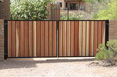 RV Gates, Iron Gates, Entrance Gates, Driveway Gates & More! loyaldoors.com