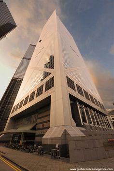 Bank of China (72 floors, completion in 1990), Admiralty, Hong Kong Island