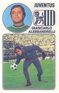Alessandrelli - Panini Euro Fútbol 77