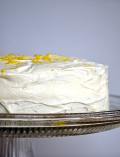 Apparently, the best cake on Pinterest! Lemonade Cake, and this recipe does look good. It uses frozen lemonade concentrate