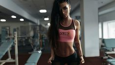 We post images of beautiful and fit women Gymnastics Girls, Sexy Tattoos, Girl Humor, Workout Videos, Female Bodies, Fit Women, Athlete, Fitness Models