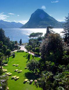 Grand Hotel Villa Castagnola, Lugano, Switzerland