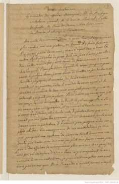 Original handwritten manuscript.  Volume IV, from 1756 to 1760, covering Casanova's second stay in Paris, his trip to Holland and his arrival in Stuttgart. Holland, Sheet Music, Paris, The Originals, Stuttgart, The Nederlands, Montmartre Paris, The Netherlands, Paris France
