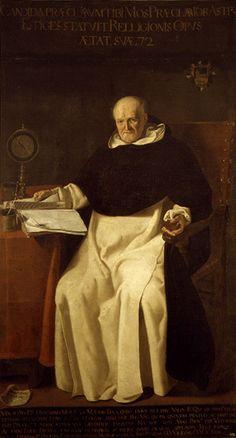 El dominico Fray Jerónimo Mos Jerónimo Jacinto de Espinosa (Cocentaina, 1600 – Valencia, 1667)