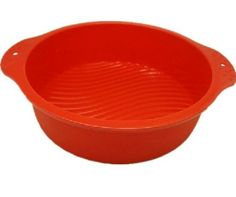 Allforhome(TM) 8 Inches Round Nonstick Silicone Dessert Cake Baking Tray Candy Making Moulds Cake Pans Bread Loaf Toast Molds Multifunction with Handles >>> Unbelievable offers are coming! Candy Making, Mold Making, Cake Baking Tray, Stove Top Oven, Pan Bread, Cake Mold, Baking Sheet, Cake Pans, Bakeware