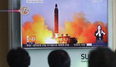 Japão realizará exercícios de evacuação contra ataques da Coréia da Norte. O Japão planeja realizar em março os seus primeiros exercícios de evacuação...
