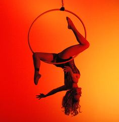 Aerial gymnastics