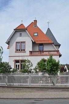 Auerbach, House, Front, Facade