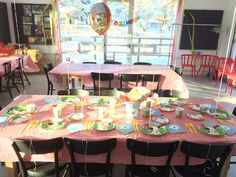 Barnyard birthday party at Maplewood Farm in North Vancouver! All the decorations you see here come with our Silver, Gold and Platinum package. We do all the set up and clean up- just come in and enjoy! Details here: http://maplewoodfarm.bc.ca/birthday/