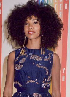 Esperanza Spalding | 17 Amazing Women You Can Put On Your Magazine Cover Who Aren't Beyoncé