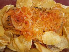 AMarte à mesa: Bacalhau à Braga