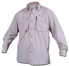 Picture of X Fishing Shirt Long Sleeved- NGTS300 Sierra