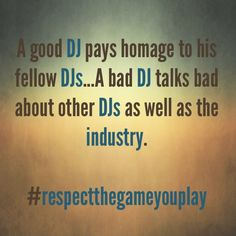 #Quote of the day. #respectthegameyouplay #quotesbygsl