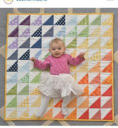 HST  Baby Quilt