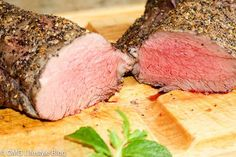 My Easy Go to Beef Tenderloin Recipe - my favorite kitchen gadget makes it perfect every time.