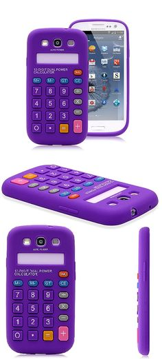 This would be where the geek in me shines through. Even though i hate math with an unending passion, i love calculators.