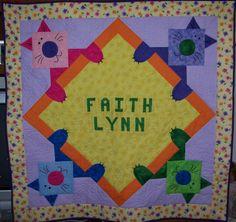 Cat Nap made for Faith Lynn