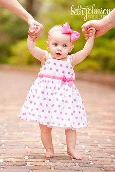 Baby photography - cute pic for Lucia photo session